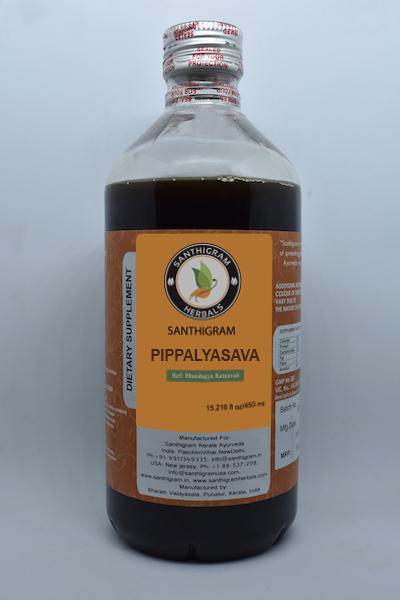 Ayurvedic herbal supplement